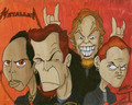 Metallica  - metallica fan art