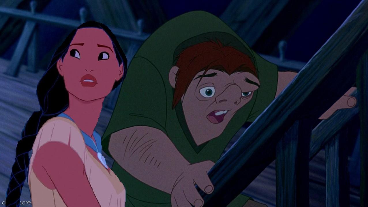 """""""Quasi, I'm scared!"""""""