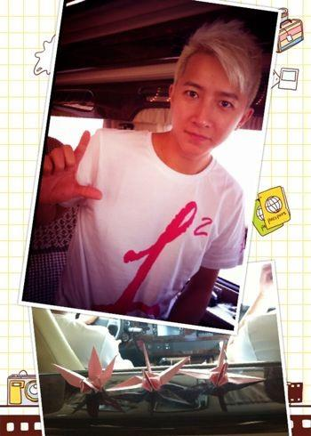 [SJ][Han Geng] 120712 Love Life event