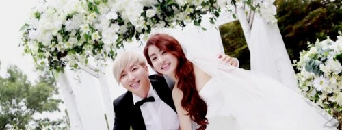 . (SJ) TeukSora wedding .