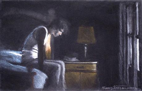 """""""Stuart's Last Sunset"""" por Klaus Voormann"""