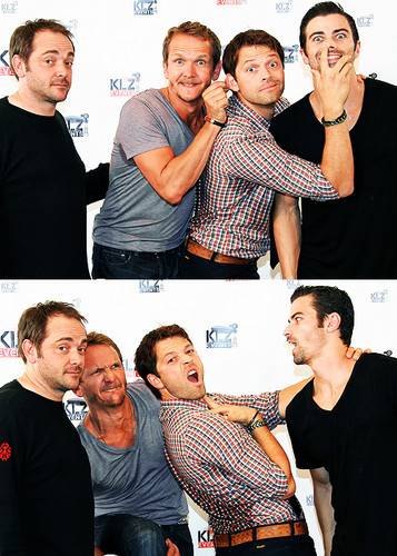 ♥ Supernatural Cast ♥