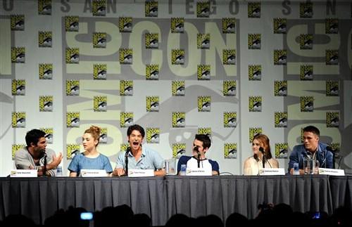 'Teen Wolf' Comic Con Panel