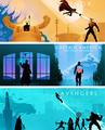 The Avengers - the-avengers fan art