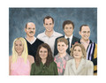 """The Bluths"" by .Kirk Demarais - arrested-development fan art"