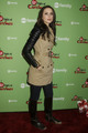Troian at ABC Family's 25 Days Of Christmas Winter Wonderland (2011)
