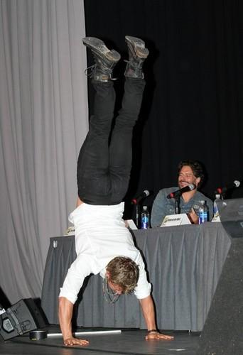 'True Blood' Panel at Comic-Con