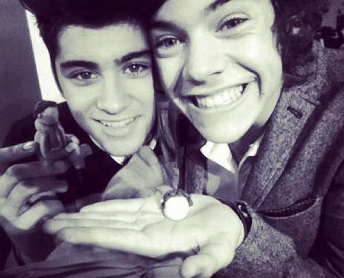 Zarry: Because I Care
