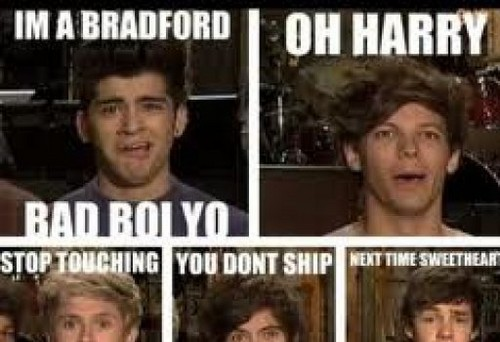 1D Funny moments