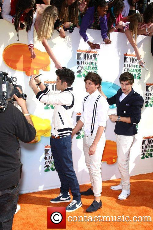 1 Direction Funny Moments 2012 #2