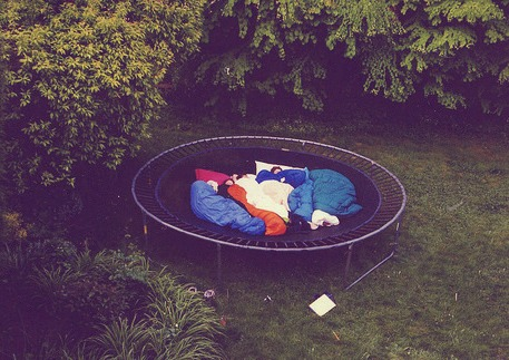 One Direction fond d'écran called 1D Sleeping Together