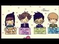 1D mini cartoons <3