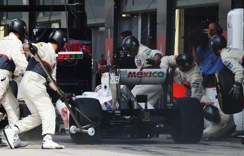 2012 British Grand Prix in Pictures