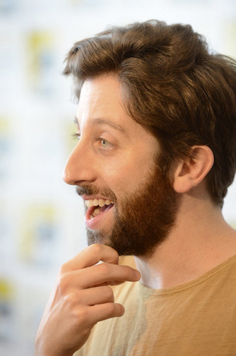 2012 Comic-Con - Press Room - the-big-bang-theory Photo