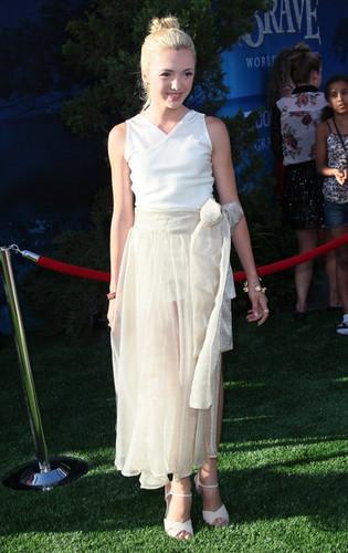 "2012 Los Angeles Film Festival Premiere Of ""Brave"" - Red Carpet"