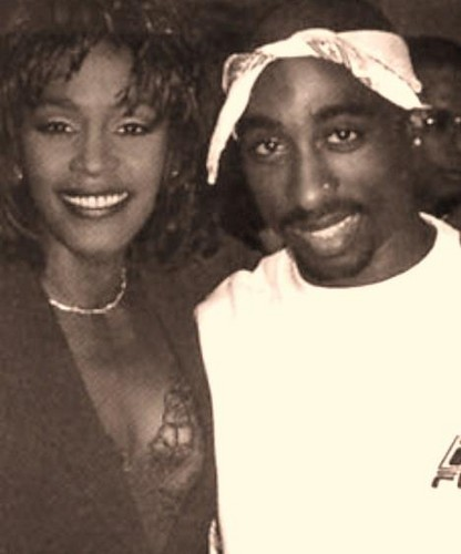 2PAC & Whitney Huston