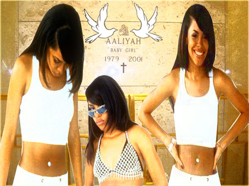 AALIYAH ALWAYS ONE IN A MILLION - aaliyah Wallpaper