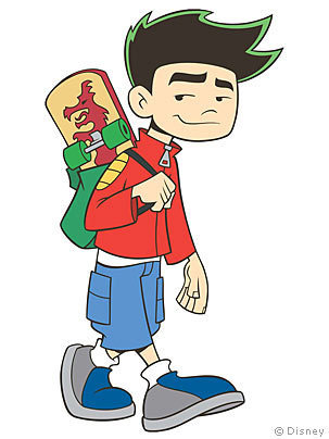 American Dragon: Jake Long hình nền containing anime titled ADJL