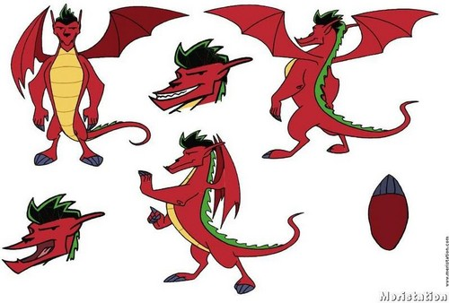 American Dragon: Jake Long achtergrond entitled ADJL