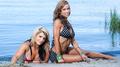 AJ In Bikini