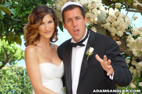 Michelle sandler wedding