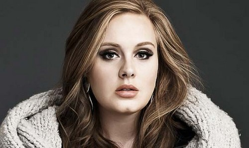 Adele wallpaper possibly containing a fur coat titled Adele