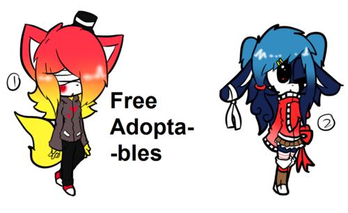 Adoptables :3