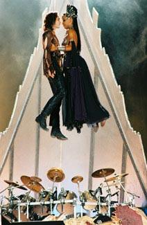 Akasha and Lestat