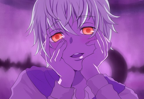 mirai nikki wallpaper titled Akise as a yandere.