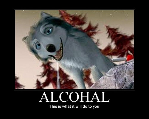 Alchohol lol