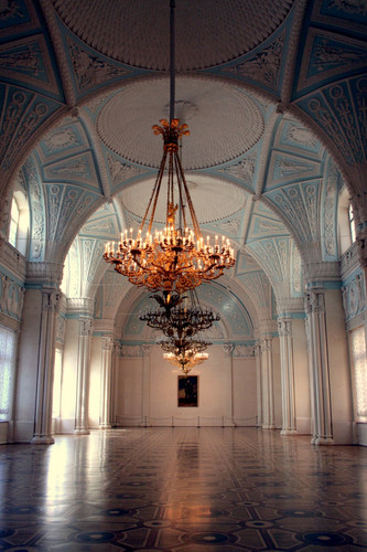 Alexander Hall, Winter Palace