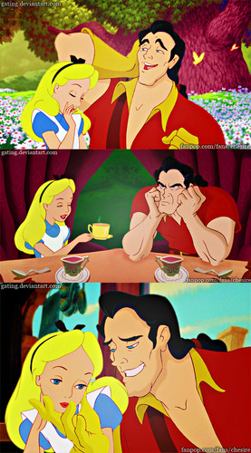 Alice/Gaston