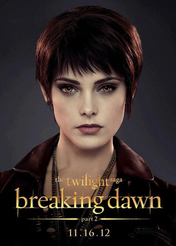 Alice et Jasper Posters Breaking Dawn (HQ)