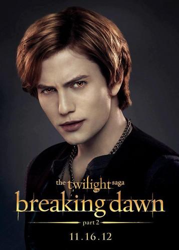 Alice et Jasper Posters Breaking Dawn (HQ)