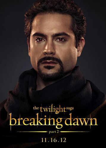 Amun - Egyptian - Breaking Dawn Part 2 poster - harry-potter-vs-twilight Photo