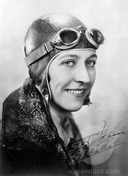 Amy Johnson CBE, (1 July 1903 – 5 January 1941)