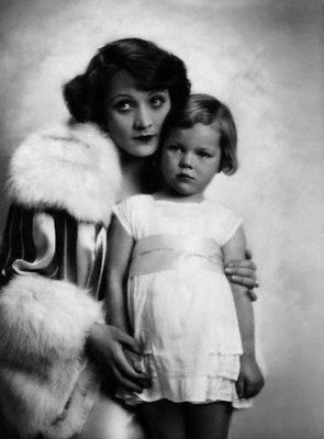 Marlene Dietrich And Her Mother