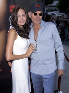Angelina Jolie and Billy Bob Thorton (2000 to 2003)