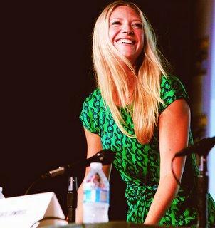 Anna Torv EW Powerful Women in Pop Culture (aka Women Who Kick Ass!) Panel @ SDCC2012