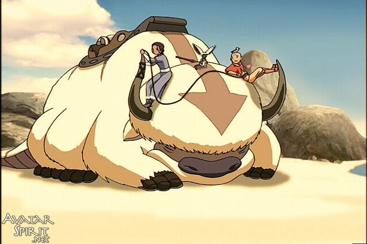 Avatar the Last Airbender Appa