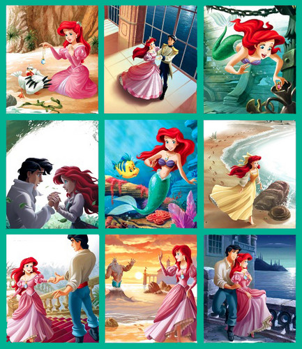 Ariel - disney-princess Fan Art