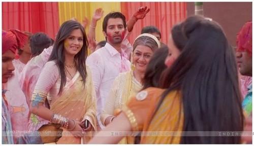 Arnav, Anjali and Nanee