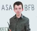 Asa Butterfield Painting - asa-butterfield photo