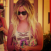 Ashley Tisdale photo containing sunglasses titled Ashley Tisdale