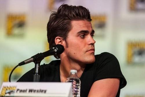 At Comic Con 2012