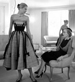 Grace Kelly And Her Mother - classic-movies photo