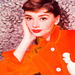 Audrey Hepburn - fabulous-female-celebs-of-the-past icon