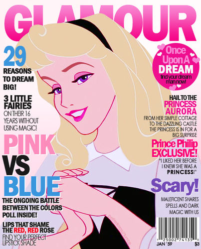 Aurora In Glamour