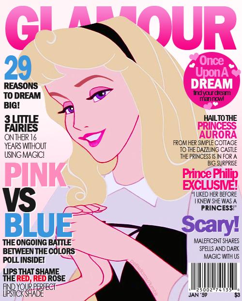 Aurora In Glamour