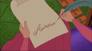 Aurora's Signature